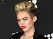 Miley Cyrus: 'Alcohol is more...