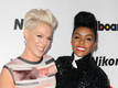 Pink & Janelle Monae saluted at...