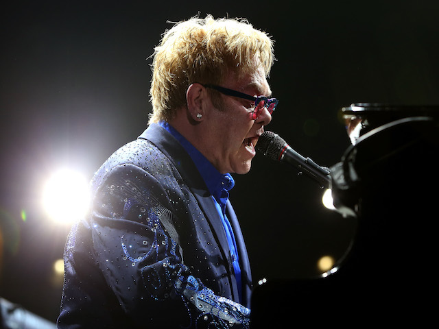 Elton John out of intensive care