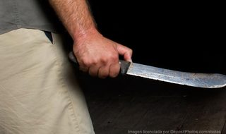 Man pleads guilty to killing friend with machete