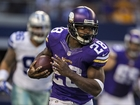 Adrian Peterson, Saints agree to 2-year contract