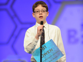 Spelling Bee semifinalist runs imaginary club