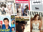 Memorable magazine covers of the past decade