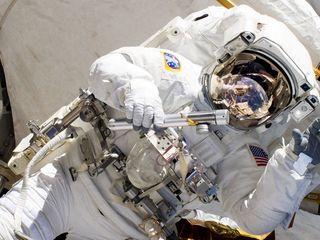 NASA works on solving 'space poop' problem