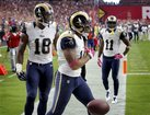 AP: Rams' Bailey critical but stable condition