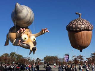 Thanksgiving parade: See 2015's new balloons