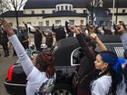 Funeral for man whose death sparked protests