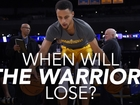 When will the Warriors lose?