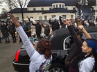 Four charged in Minneapolis protest shootings