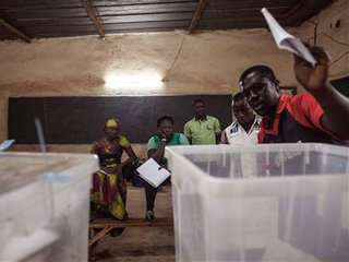 Kabore wins Burkina Faso election