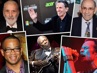 Gallery: Celebrities we lost in 2015