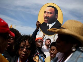 Holiday closures in honor of MLK Jr. Day