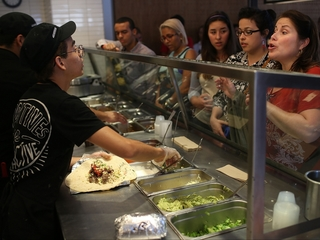 Chipotle to give more free food to win you back