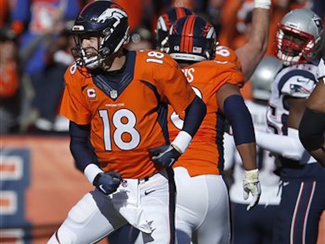 Newton's Panthers To Face Manning's Broncos In Super Bowl 50
