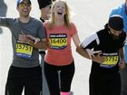 Woman to run Boston Marathon after losing leg