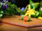 Woman attends her own funeral, confronts husband