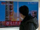 N. Korea praises rocket; others don't