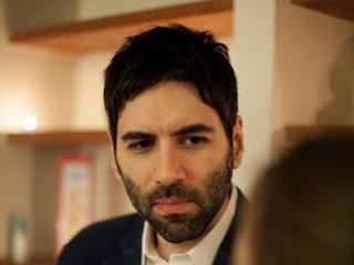 Daryush Valizadeh says he's a fan of Trump