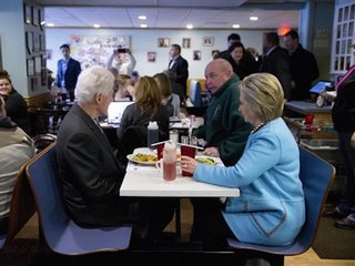 For Clintons, N.H. is the state of 2nd chances