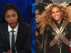 Jessica Williams hits back at Beyoncé critics