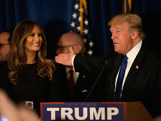 Trump leads way in big win in NH