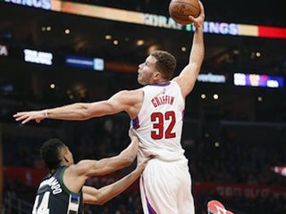 Blake Griffin suspended 4 games for punch