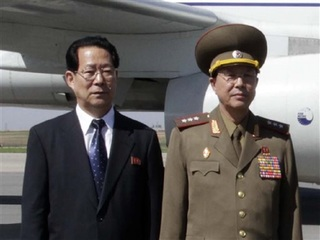 N. Korea allegedly executes military chief
