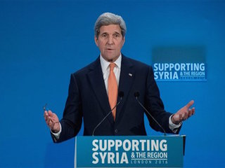 Kerry: Ceasefire reached in Syria