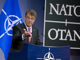 Carter expects NATO to back anti-ISIS campaign