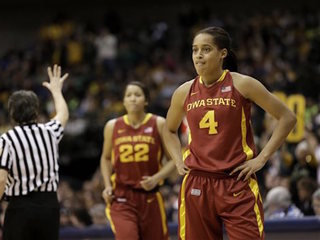 Former basketball star sues Iowa State