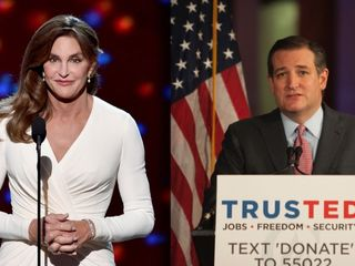 Caitlyn Jenner disses Ted Cruz in video