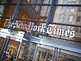 Lawsuit claims discrimination at New York Times
