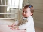 Is Princess Charlotte walking now?