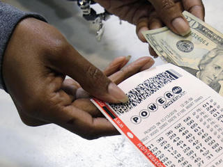 Winning Powerball ticket purchased in San Diego