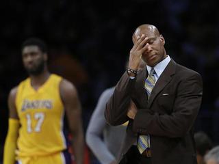 Former Lakers coach Scott 'shocked' over firing