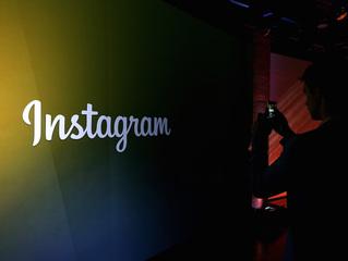 Instagram social media app has new icon