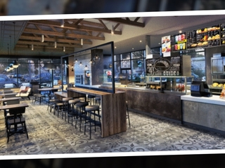 Taco Bell unveils sleek new restaurant designs