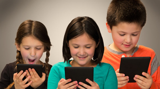 Getting your kids to read anytime, anywhere