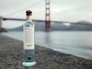 Distillers release vodka made with fog