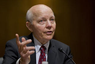 House Republican wants IRS chief impeached