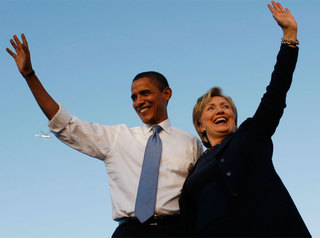 Podcast: The alter egos of Obama and Clinton