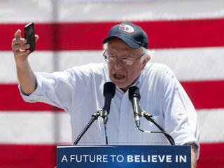 Could Trump debate Sanders this summer?