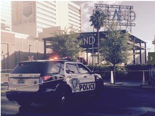 Multiple people shot in downtown Las Vegas