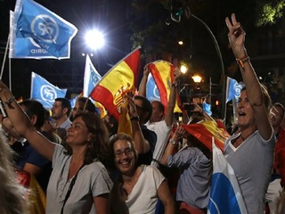 Spain's political future still has question mark