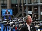 European Parliament clashes with Farage