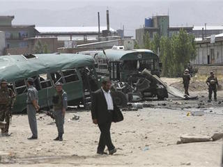 Official: Dozens killed in Afghanistan attack