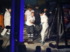 Turkish media: 13 arrested after airport attack