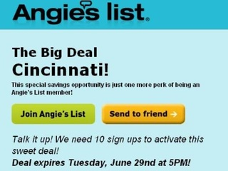 Free Angie's List reviews, but what's the catch?