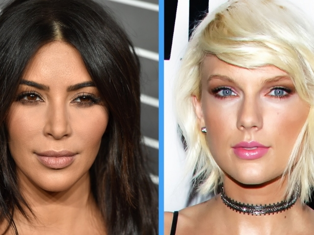 Taylor Swift Hits Back at Kim Kardashian & Kanye West for 'Character Assassination'