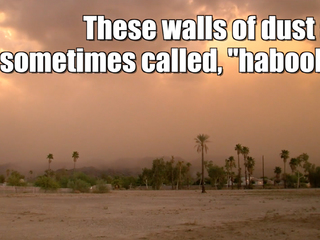 WATCH: Dust storm swallows the Southwest